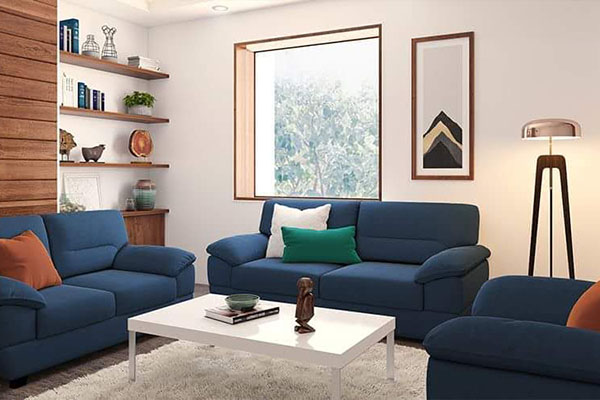 Luxury Seater Sofa Set Dubai